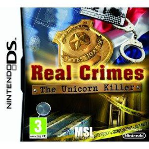 Real Crimes : The Unicorn Killer
