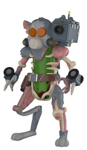 Figurine - Rick et Morty - Pickle Rick