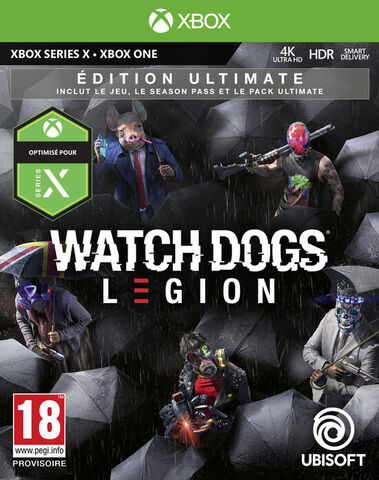 Watch Dogs Legion Edition Ultimate