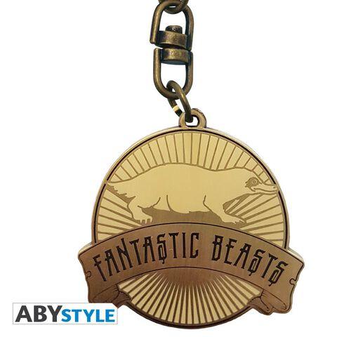 Porte-clés - Les Animaux Fantastiques - Niffleur