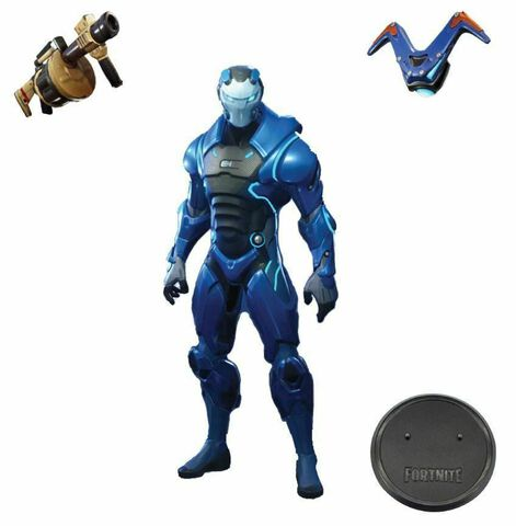 Figurine - Fortnite - Carbide 18 Cm
