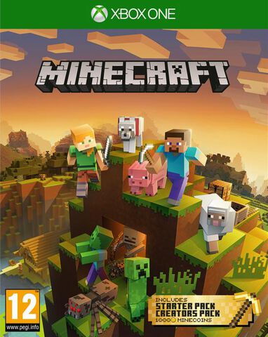 Minecraft - Version Xbox One