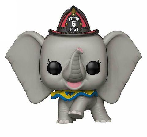 Figurine Funko Pop! N°511 - Dumbo Le Film - Fireman Dumbo