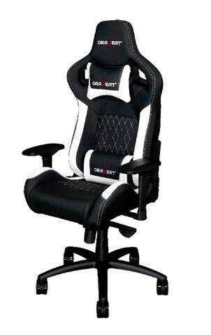 Siege Oraxeat Mx800 Noir/blanc