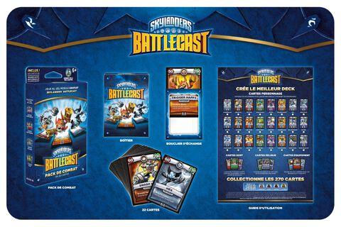 Figurine Skylanders Battlecast - Pack Combat B