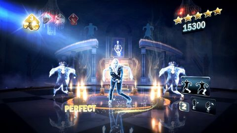 Michael Jackson : The Experience (kinect)
