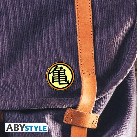 Badge - Dragon Ball - Pin's Kame Symbol