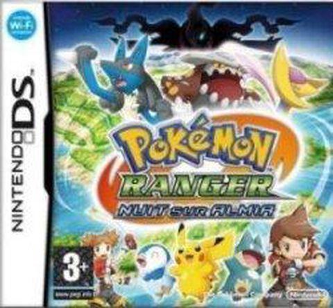 Pokemon Ranger, Nuit Sur Almia