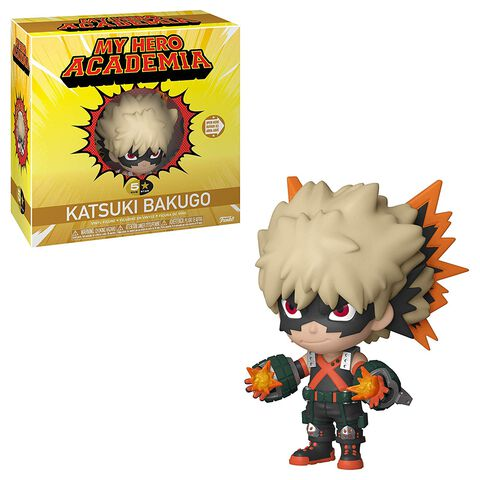 Figurine 5 Star - My Hero Academia - Katsuki