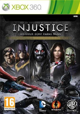 Injustice : Les Dieux sont parmi nous Classic