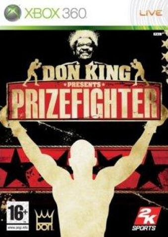 Don King Presents, Prizefighter