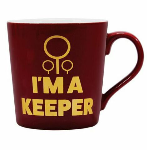 Mug - Harry Potter - Keeper