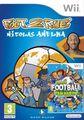 Foot 2 Rue, Nicolas Anelka + Fantastic Football, Party