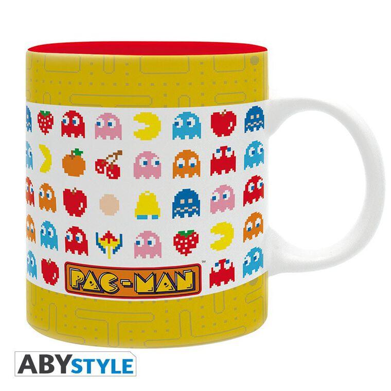 Mug - Pac-Man - Pixel 320 ml
