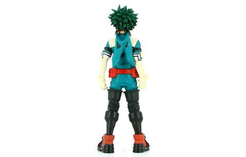 Figurine Grandista - My Hero Academia - Midoriya Izuku