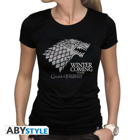 T-shirt - Game of Thrones - Baratheon - Taille L