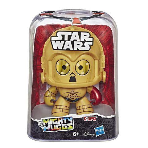 Figurine - Star Wars - Mighty Muggs C-3PO