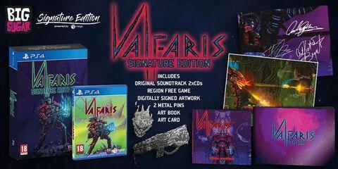 Valfaris Signature Edition (exclusivité Micromania)