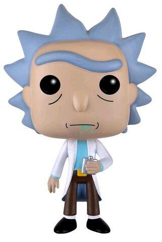 Figurine Funko Pop! N°112 - Rick et Morty - Rick