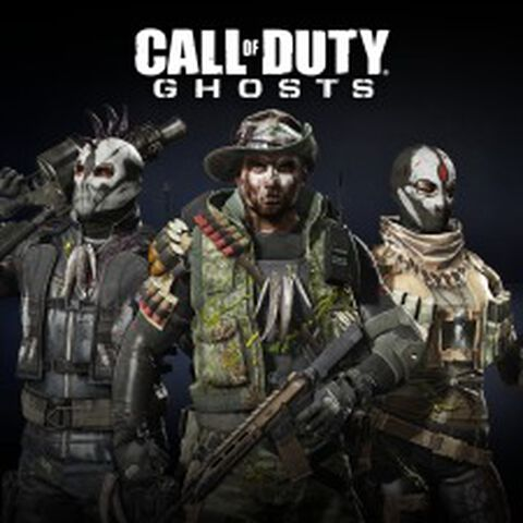 DLC - Call of Duty : Ghosts - Pack Escouade - Extinction PS4