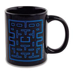 Mug Pac-man - Thermo-réactif Labyrinthe
