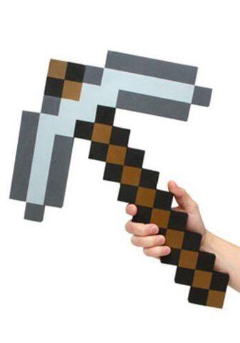 Minecraft Pioche en mousse 2014