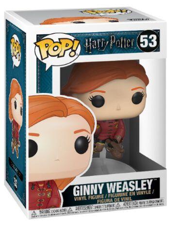 Figurine Funko Pop! N°53 - Harry Potter - Ginny Sur Balai