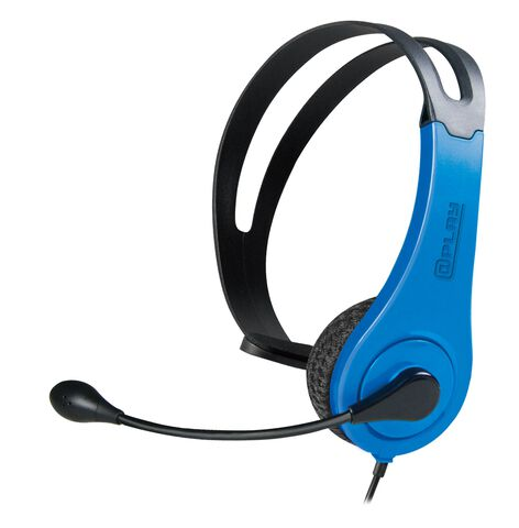 @play Casque Communicator Filaire Ps3