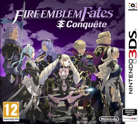 Fire Emblem Fates - Conquête