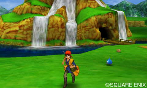 * Dragon Quest VIII L'odyssée Du Roi Maudit
