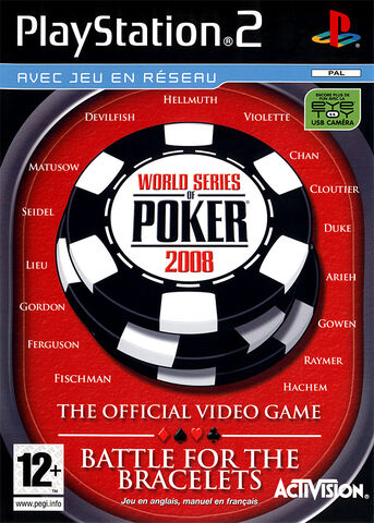World Series Of Poker 2008 Edition