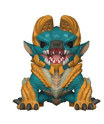 Figurine Funko Pop! N°294 - Monster Hunter - Zinogre