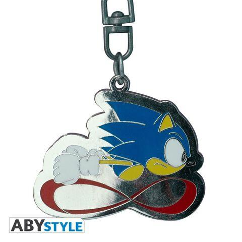 Porte-clés - Sonic - Sonic Speed