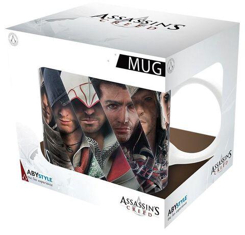 Mug - Assassin's Creed - Legacy 320 ml