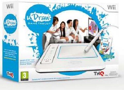 Tablette Udraw + Udraw Studio