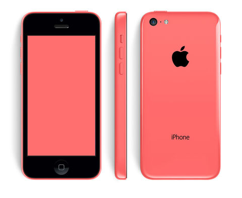iPhone 5C 16Go Rose - Désimlocké - Très bon état