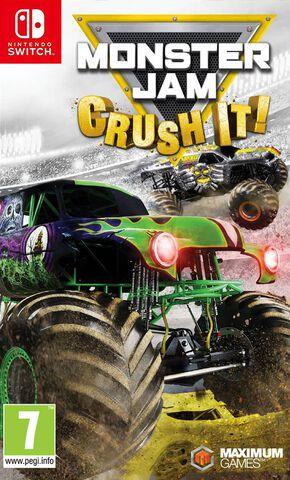 * Monster Jam Crush It