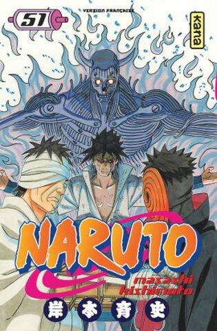 Manga - Naruto - Tome 51