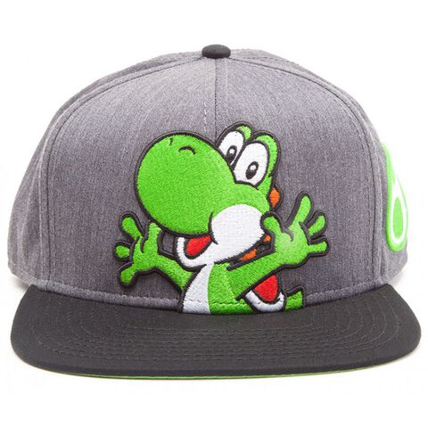 Casquette - Nintendo - Yoshi et Oeuf