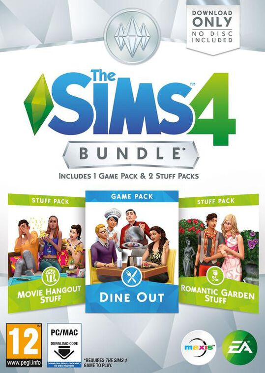 Les Sims 4 Collection #3