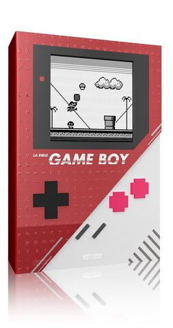Livre - La Bible Game Boy - Mario