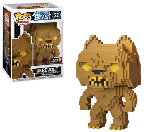 Figurine Funko Pop! N°32 - Altered Beasts - 8-bit Greek Warrior (gp)