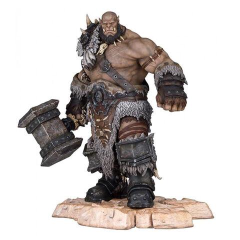 Statuette Gentle Giant - Warcraft : Le Commencement - Ogrim 33 cm