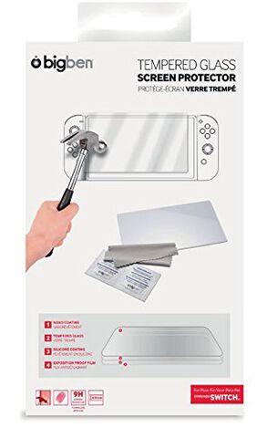 Ecran de Protection Haute Résistance (verre trempé) + Kit de nettoyage