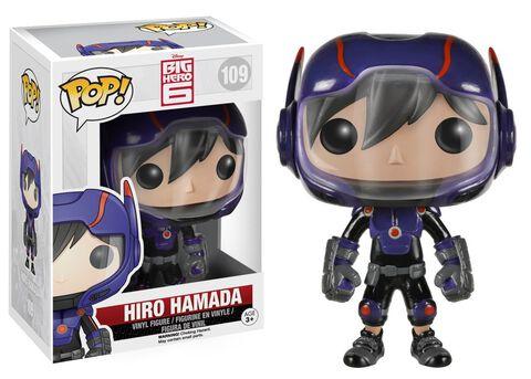 Figurine Funko Pop! N°109 - Les Nouveaux Heros - Hiro Hamada