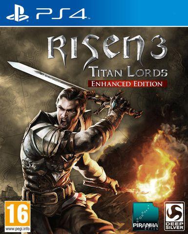 Risen 3 : Titan Lords Enhanced Edition