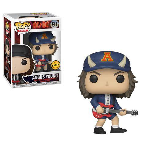 Figurine Funko Pop! N°91 - AC/DC - Angus Young (c)