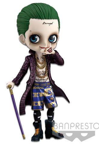 Figurine Q Posket - Suicide Squad - Joker