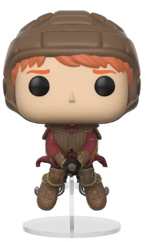 Figurine Funko Pop! N°54 - Harry Potter - Ron Sur Balai