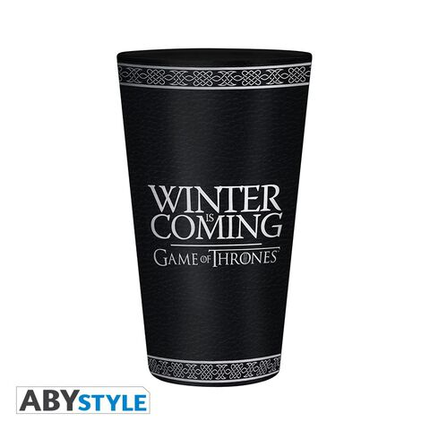Verre Xxl - Game Of Thrones - Stark 400 Ml